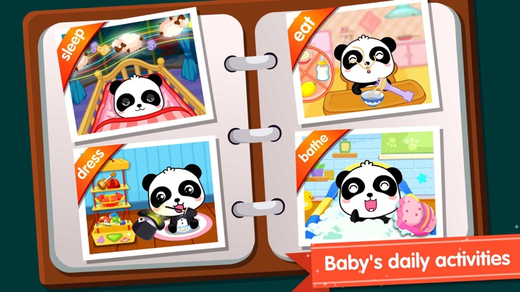 Baby Panda Care screenshot-3