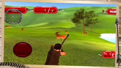 Animal Hunter - Shoot Arrow screenshot two
