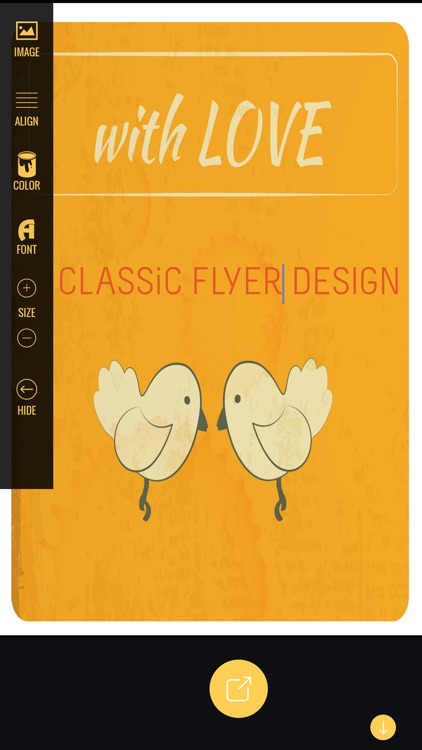 Vintage Flyer Maker Pro screenshot-3