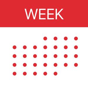 Week Calendar app