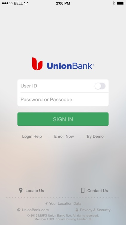 Union Bank for Consumers and Small Businesses