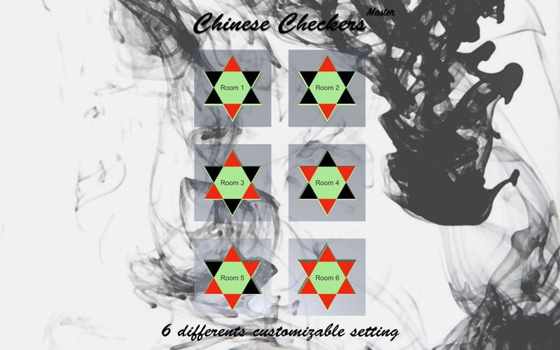 Chinese Checkers Master screenshot 4