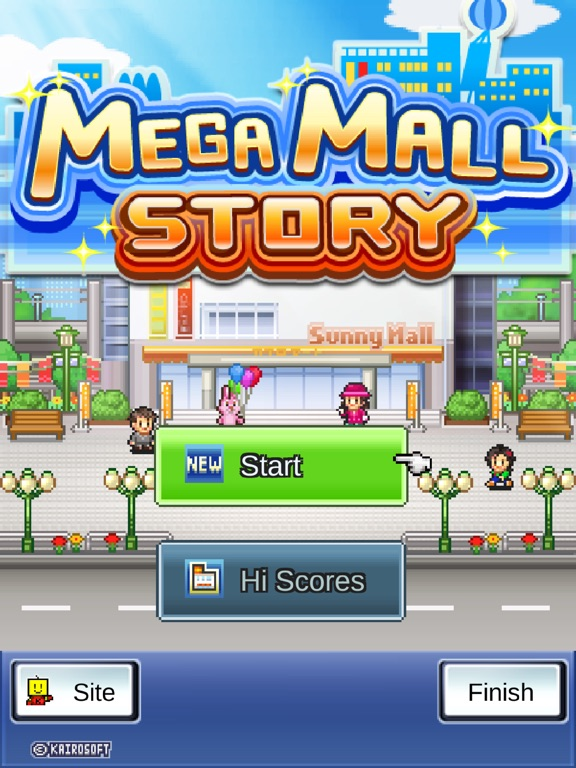 Mega Mall Story IPA Cracked for iOS Free Download