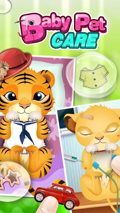 Baby Pet Care - not kids games