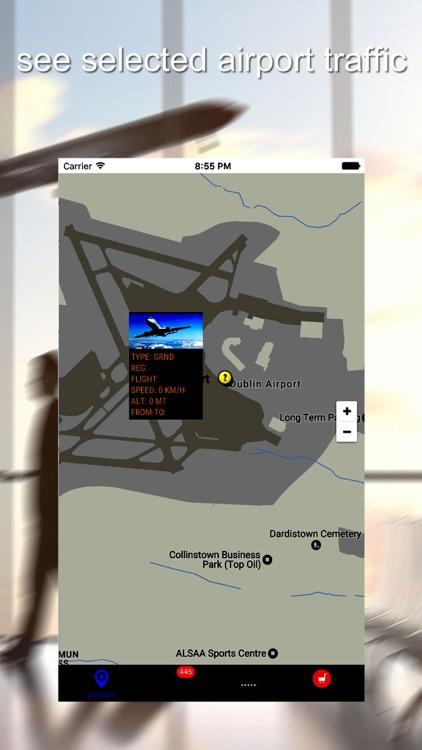 Air Tracker For SAS Scandinavian Airlines Pro screenshot-4