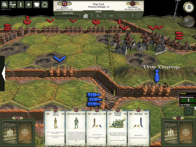 ‎Command & Colours: The Great War Screenshot