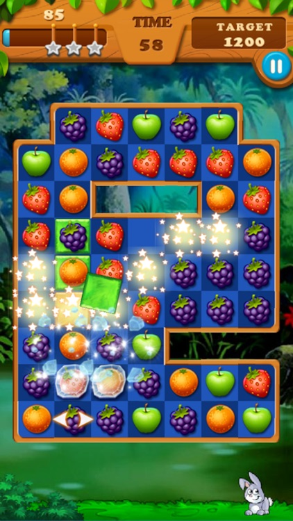 Fruits Legend - Match 3 Splash Game screenshot-3