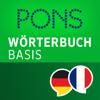 Wörterbuch Französisch - Deutsch BASIS von PONS