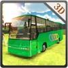 Multi Storey Bus Parking & Driving Simulator Game