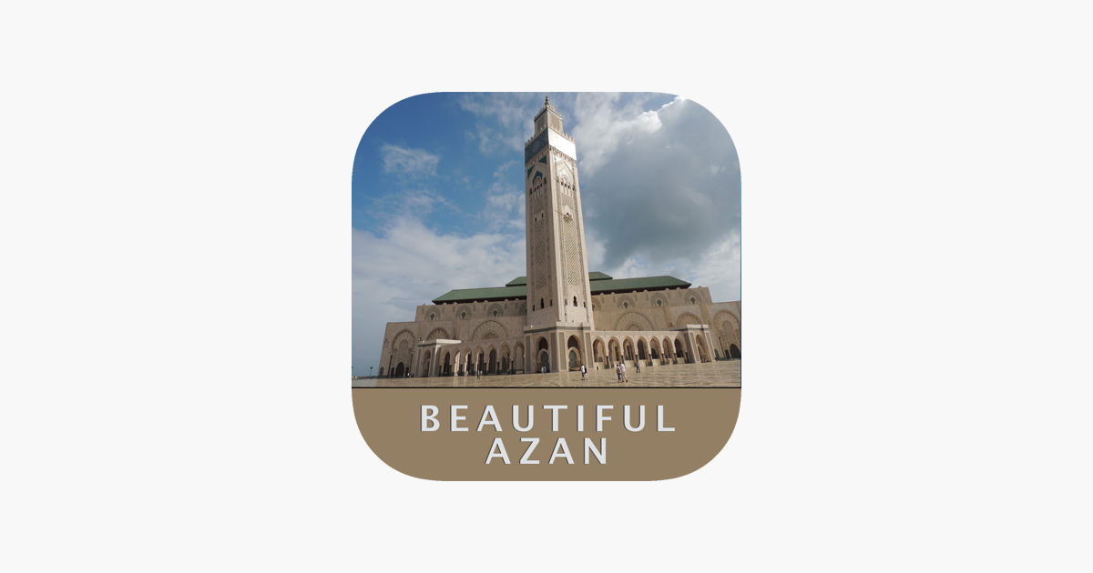 Most Beautiful Voice Of Adhan-Islamic Azan Prayers on the App Store