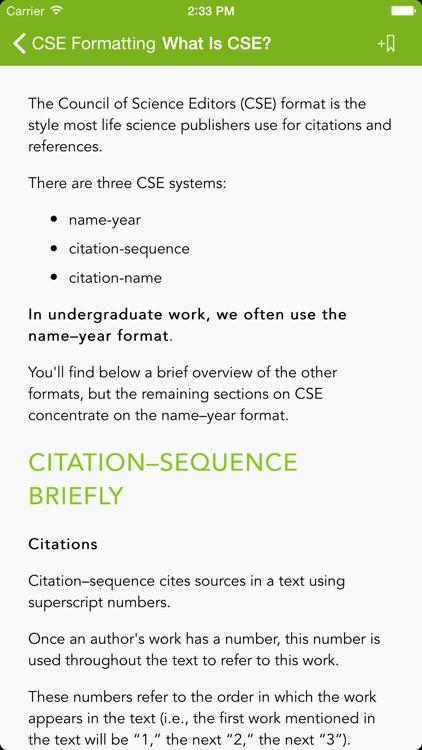 ClassApp: Biology at UofT screenshot-3