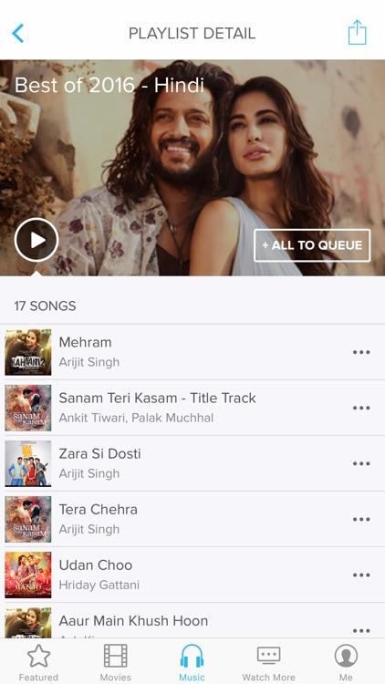Eros Now — Bollywood and Indian Movies, TV & Music screenshot-3