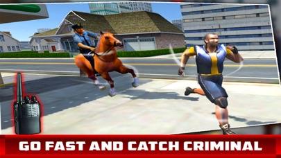 Prisoner Escape - Police Horse screenshot two