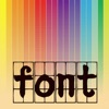 Font Gallery-Fonts preview tool