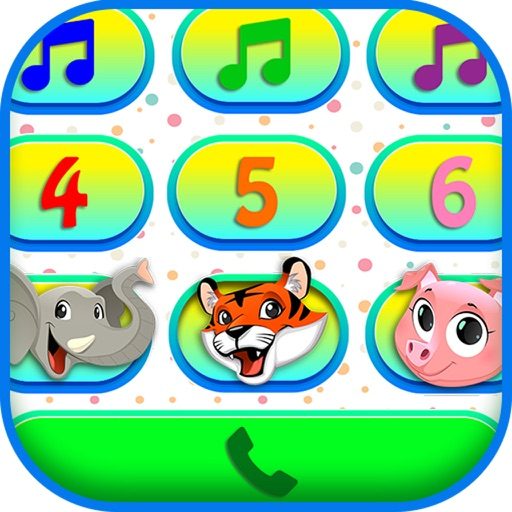 Fun Phone for Babies – Best Learning Game for Kids iOS App