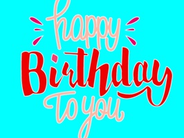 Happy Birthday - Stickers Pack