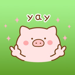 Piko The Pig Sticker Vol 2