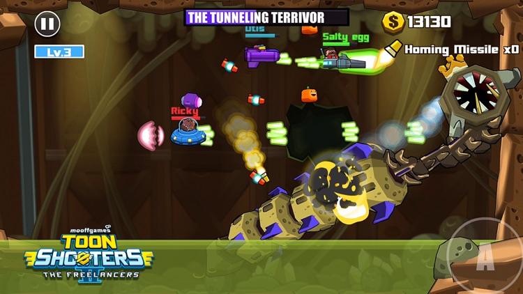 Toon Shooters 2 Freelancers screenshot-3