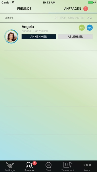 TwinSearchScreenshot von 3