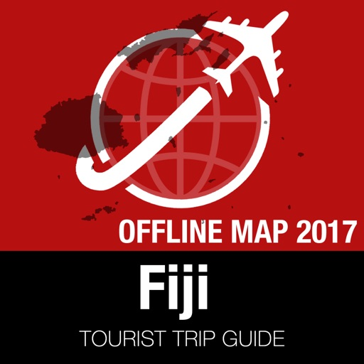 Fiji Tourist Guide + Offline Map