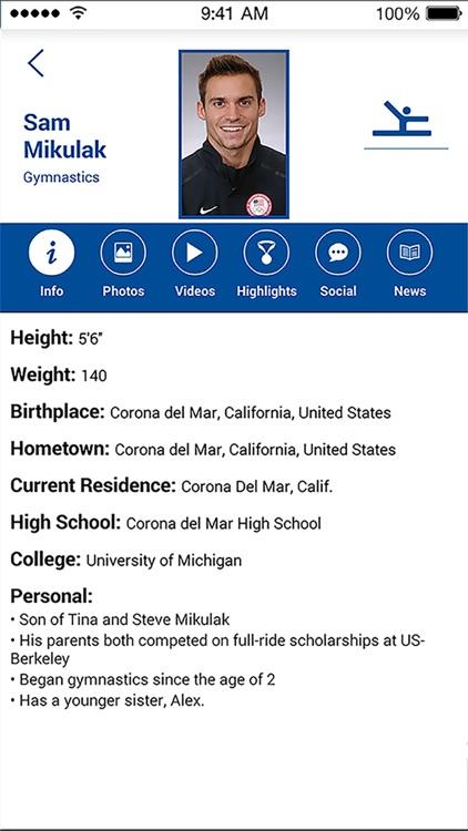 Team USA App screenshot-4