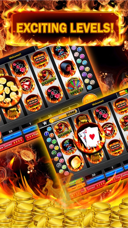 Casino Games Ultra Hot