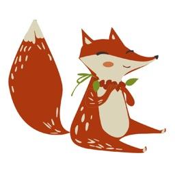 Winter Wildlife! Stickers