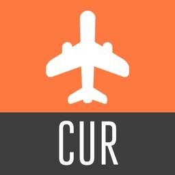 Curaçao Travel Guide and Offline City Street Map