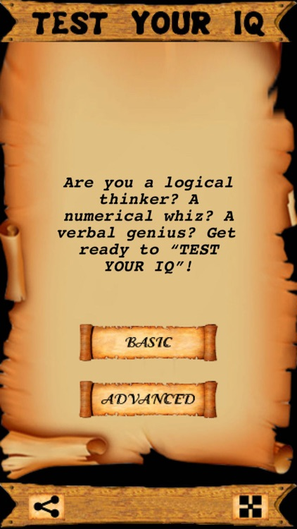 Test Your IQ - Best Free IQ Tester