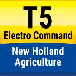 New Holland Agriculture T5 Electro Command