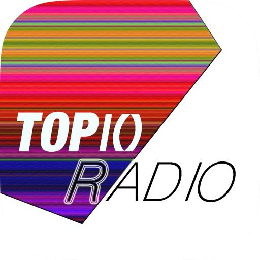Top 10 Radio:Online Internet FM LIVE stations Free