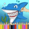 Ocean Coloring Pages Game For Kids Adults Free HD
