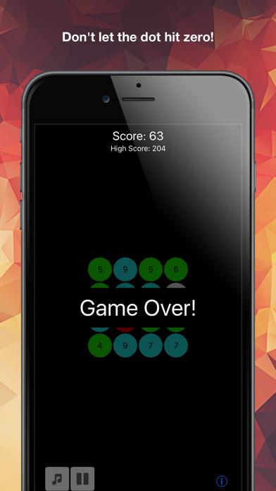 Dotting Challenge screenshot three