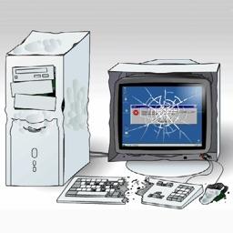 Crazy Smashing Computer