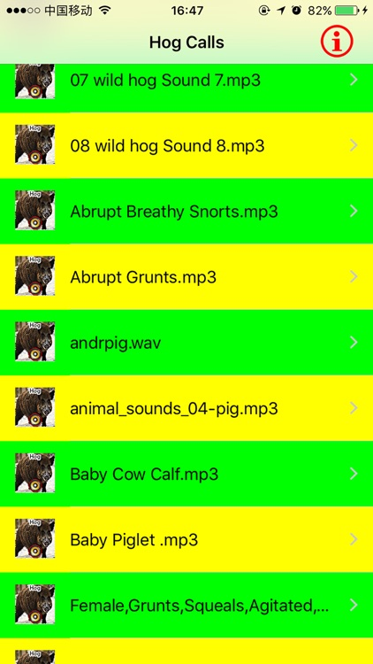 Real Hog Hunting Calls & Sounds screenshot-3