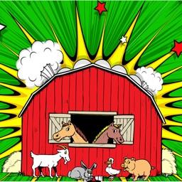 Animal Matching Memory Game For Free Kids