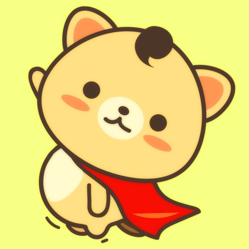 Peanut Dog Sticker Cute Emoji