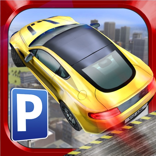 Roof Jumping: Parking Simulator 2
