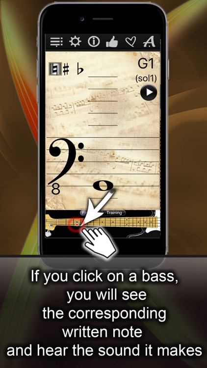 Bass Notes Finder screenshot-1
