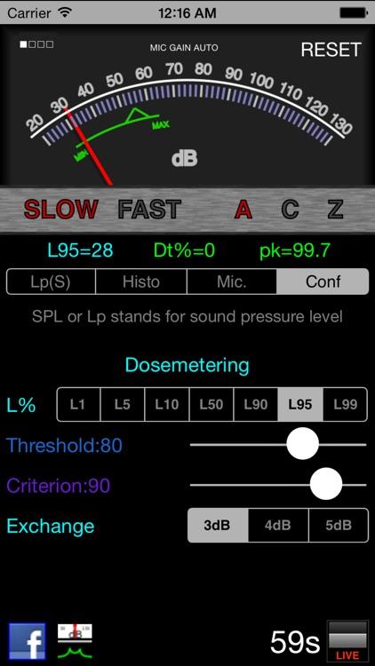 logSPL screenshot-3