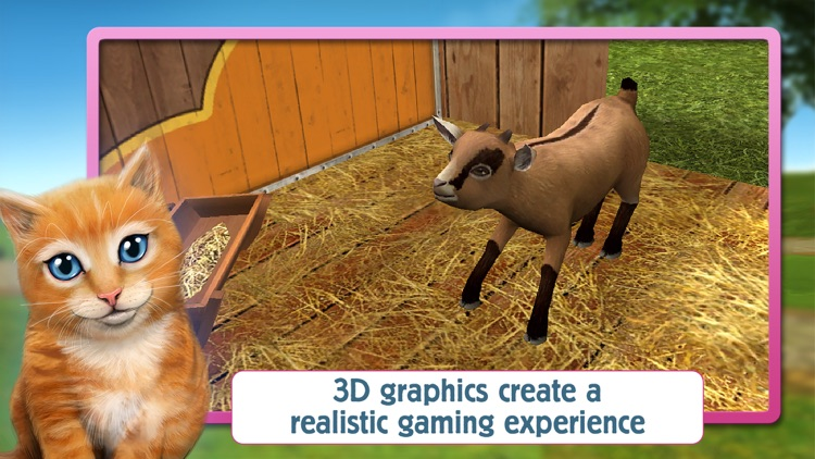 PetWorld 3D: My own Animal Rescue