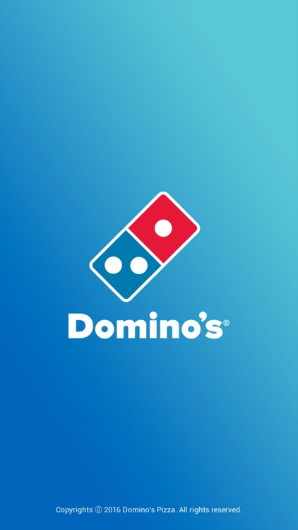 도미노피자 - Domino's Pizza screenshot-0