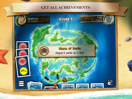 Kahuna Screenshots