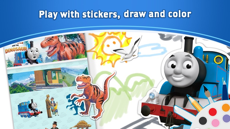 Thomas & Friends™: Read & Play screenshot-3