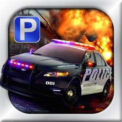 Police Car Parking Simulator Game on the App Store