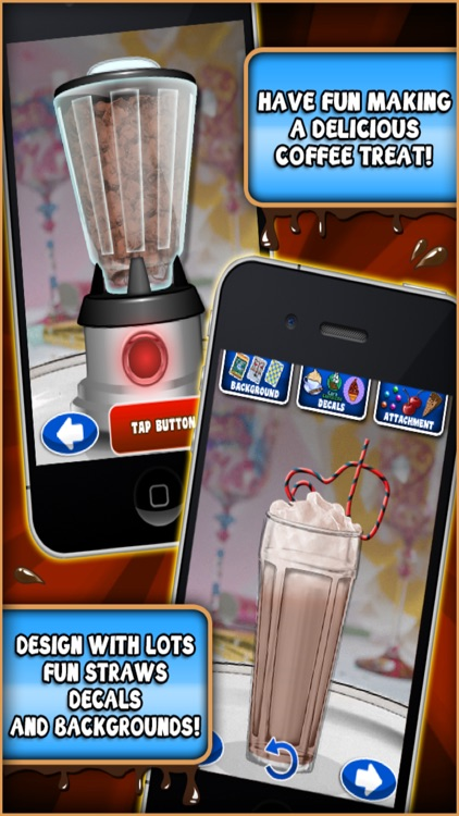Coffee Shop Maker Game screenshot-2