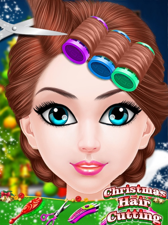 Christmas Hair Cutting Trendy Hairstyle Games App Price Drops