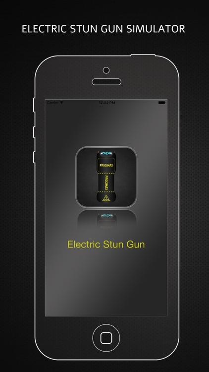 Electric Stun Gun Simulator Prank