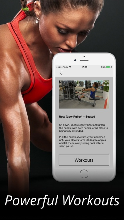 Bodybuilding Gym Fitness Exercises Workout Videos screenshot-4