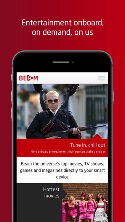 BEAM by Virgin Trains